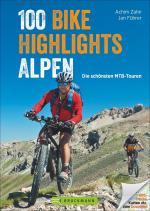 Cover-Bild 100 Bike Highlights Alpen