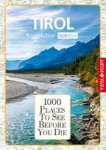 Cover-Bild 1000 Places-Regioführer Tirol