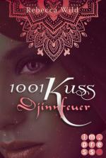 Cover-Bild 1001 Kuss: Djinnfeuer (Band 1)