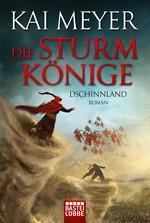 Cover-Bild 1001-Nacht-Trilogie / Die Sturmkönige - Dschinnland