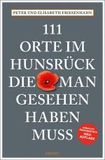 Cover-Bild 111 Orte im Hunsrück, die man gesehen haben muss