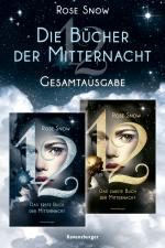 Cover-Bild 12 - Die Bücher der Mitternacht: Band 1&2 der romantischen Fantasy-Reihe im Sammelband