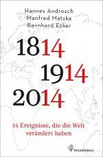 Cover-Bild 14 Ereignisse, die die Welt verändert haben