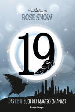 Cover-Bild 19 - Das erste Buch der magischen Angst