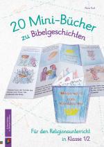Cover-Bild 20 Mini-Bücher zu Bibelgeschichten