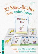 Cover-Bild 30 Mini-Bücher zum ersten Lesen