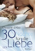 Cover-Bild 30 Nächte für die Liebe