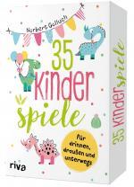 Cover-Bild 35 Kinderspiele für drinnen, draußen und unterwegs