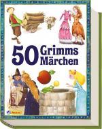 Cover-Bild 50 Grimms Märchen