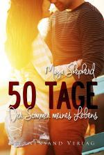 Cover-Bild 50 Tage: Der Sommer meines Lebens