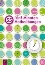 Cover-Bild 55 Fünf-Minuten-Matheübungen