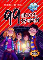 Cover-Bild 99 heiße Spuren