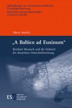 """Cover-Bild """"A Baltico ad Euxinum"""""""