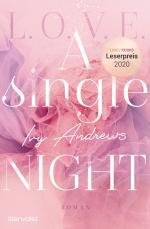 Cover-Bild A single night