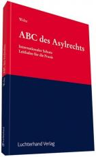 Cover-Bild ABC des Asylrechts - Internationaler Schutz