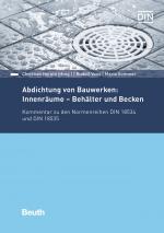Cover-Bild Abdichtung von Bauwerken: Innenräume - Behälter und Becken