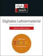 Cover-Bild Abenteuer Ethik – Bayern neu / Abenteuer Ethik BY – neu click & teach 9 Box