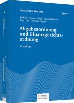 Cover-Bild Abgabenordnung und Finanzgerichtsordnung