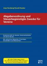 Cover-Bild Abgabenordnung und Steuerbegünstigte Zwecke für Vereine