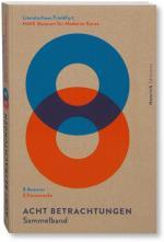 Cover-Bild Acht Betrachtungen.