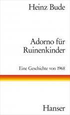 Cover-Bild Adorno für Ruinenkinder