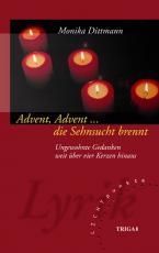Cover-Bild Advent, Advent ... die Sehnsucht brennt