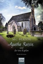 Cover-Bild Agatha Raisin und der tote Kaplan