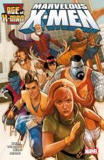 Cover-Bild Age of X-Man: Marvelous X-Men