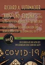 """Cover-Bild """"Aids"""" und """"Corona"""": Zwei Seiten derselben Medaille von Lug und Trug (Teilband 3)"""