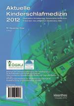 Cover-Bild Aktuelle Kinderschlafmedizin 2012