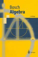 Cover-Bild Algebra