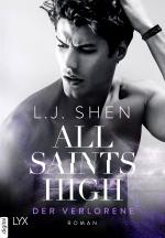 Cover-Bild All Saints High - Der Verlorene