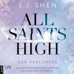 Cover-Bild All Saints High - Der Verlorene