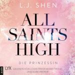 Cover-Bild All Saints High - Die Prinzessin