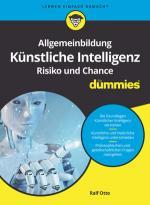Cover-Bild Allgemeinbildung Künstliche Intelligenz. Risiko und Chance für Dummies