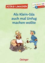 Cover-Bild Als Klein-Ida auch mal Unfug machen wollte