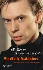 """Cover-Bild """"Als Tänzer ist man nie am Ziel"""""""
