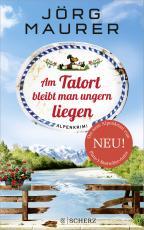 Cover-Bild Am Tatort bleibt man ungern liegen