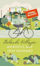 Cover-Bild Amadeus auf dem Fahrrad