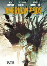 Cover-Bild American Gods. Band 1