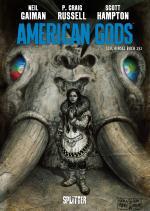 Cover-Bild American Gods. Band 4