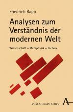 Cover-Bild Analysen zum Verständnis der modernen Welt