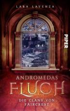 Cover-Bild Andromedas Fluch