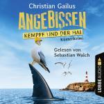 Cover-Bild Angebissen - Kempff und der Hai