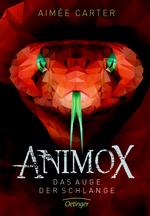 Cover-Bild Animox. Das Auge der Schlange
