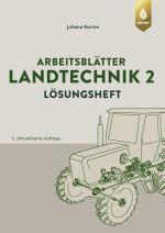 Cover-Bild Arbeitsblätter Landtechnik 2. Lösungen