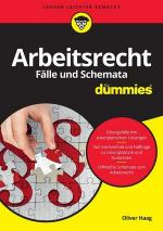 Cover-Bild Arbeitsrecht Fälle und Schemata für Dummies