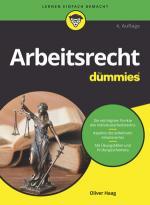 Cover-Bild Arbeitsrecht für Dummies