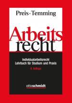 Cover-Bild Arbeitsrecht - Individualarbeitsrecht