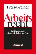 Cover-Bild Arbeitsrecht - Kollektivarbeitsrecht